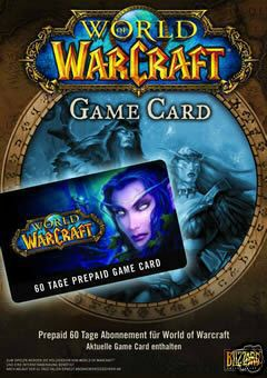 World of Warcraft - Prepaid Card - 60 napos (PC)