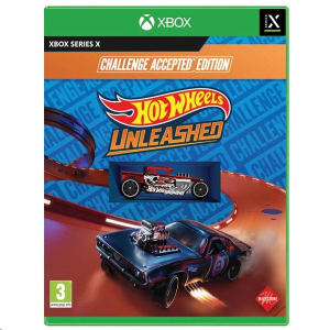 Hot Wheels Unleashed Challenge Accepted Edition (Xbox Series X/S)