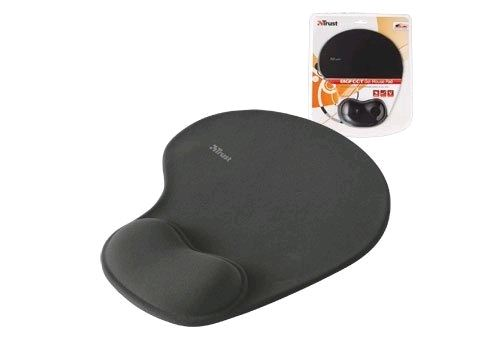 Trust Bigfoot Gel Pad  fekete (16977)