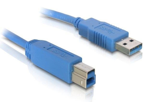 DeLock DL82582 Cable USB 3.0 Type-A(male) - Type-B(male) 5m