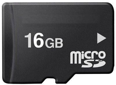 16GB microSDHC Silicon Power CL4 + adapter (SP016GBSTH004V10-SP)