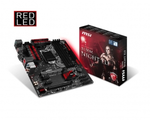 MSI B150M NIGHT ELF alaplap