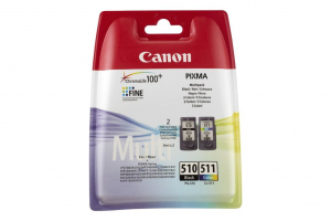 Canon PG-510/CL-511 BK/C/M/Y Multipack tintapatron  (2970B010)