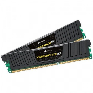16GB 1600MHz DDR3 RAM Corsair Vengeance Low Profile Kit (CML16GX3M2A1600C9 ) (2x8GB)