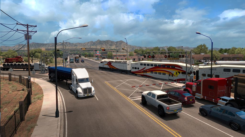American Truck Simulator New Mexico Expansion (PC)