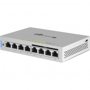 Ubiquiti US-8-60W UniFi 8x Gigabit PoE Switch