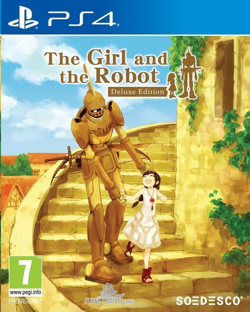 The Girl And The Robot (PS4)