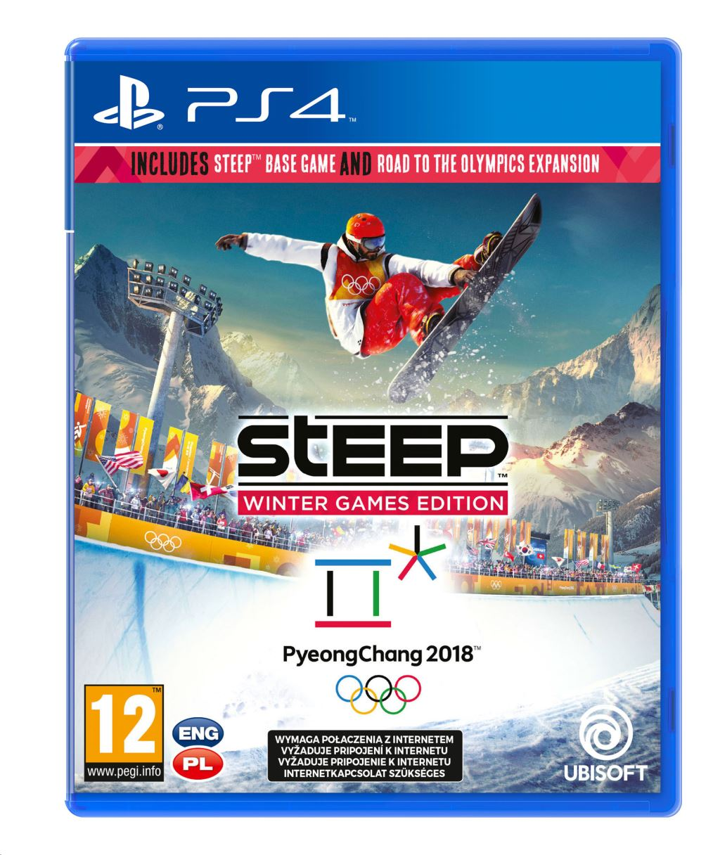 Steep Winter Games Edition (PS4)
