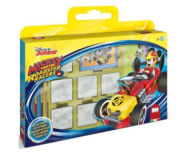 "Multiprint ""Mickey Roadster Rascers"" nyomda 7db + 3db filctoll (079458)"