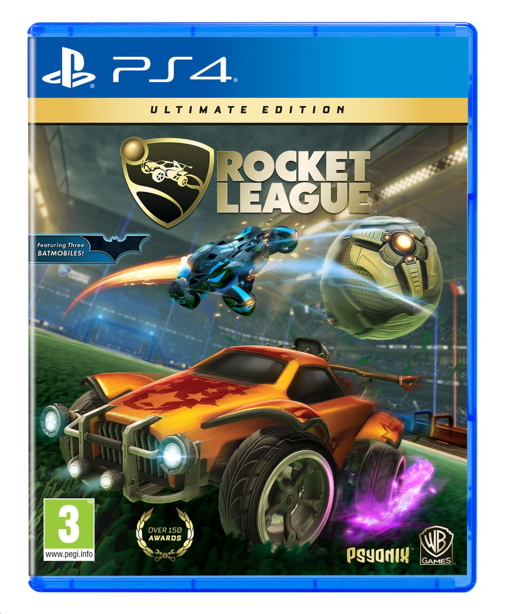 Rocket League: Ultimate Edition (PS4)