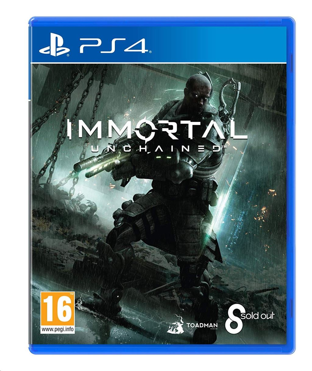 Immortal Unchained (PS4)