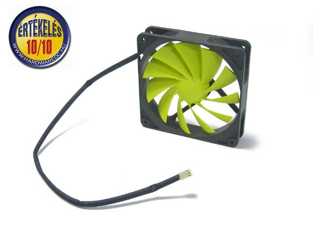 Coolink ventilátor 12 cm 3pin (COOLSWIF21201)