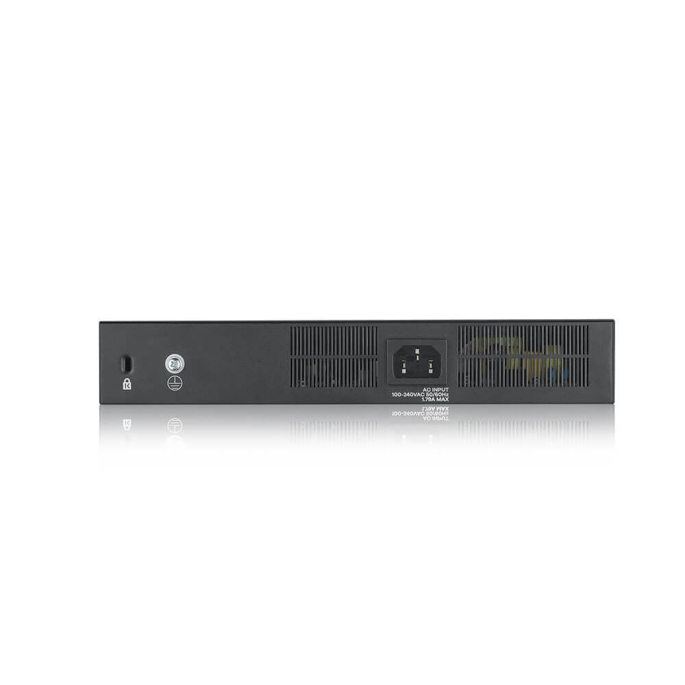 ZyXel GS1920-8HPv2 8-Portos GbE  PoE+ Smart Managed Switch (GS1920-8HPv2)