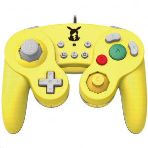 Hori Nintendo Switch Battle Pad Pikachu gamepad sárga (NSW-109U)