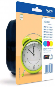 Brother LC125XLRBWBP CMY multipack tintapatron