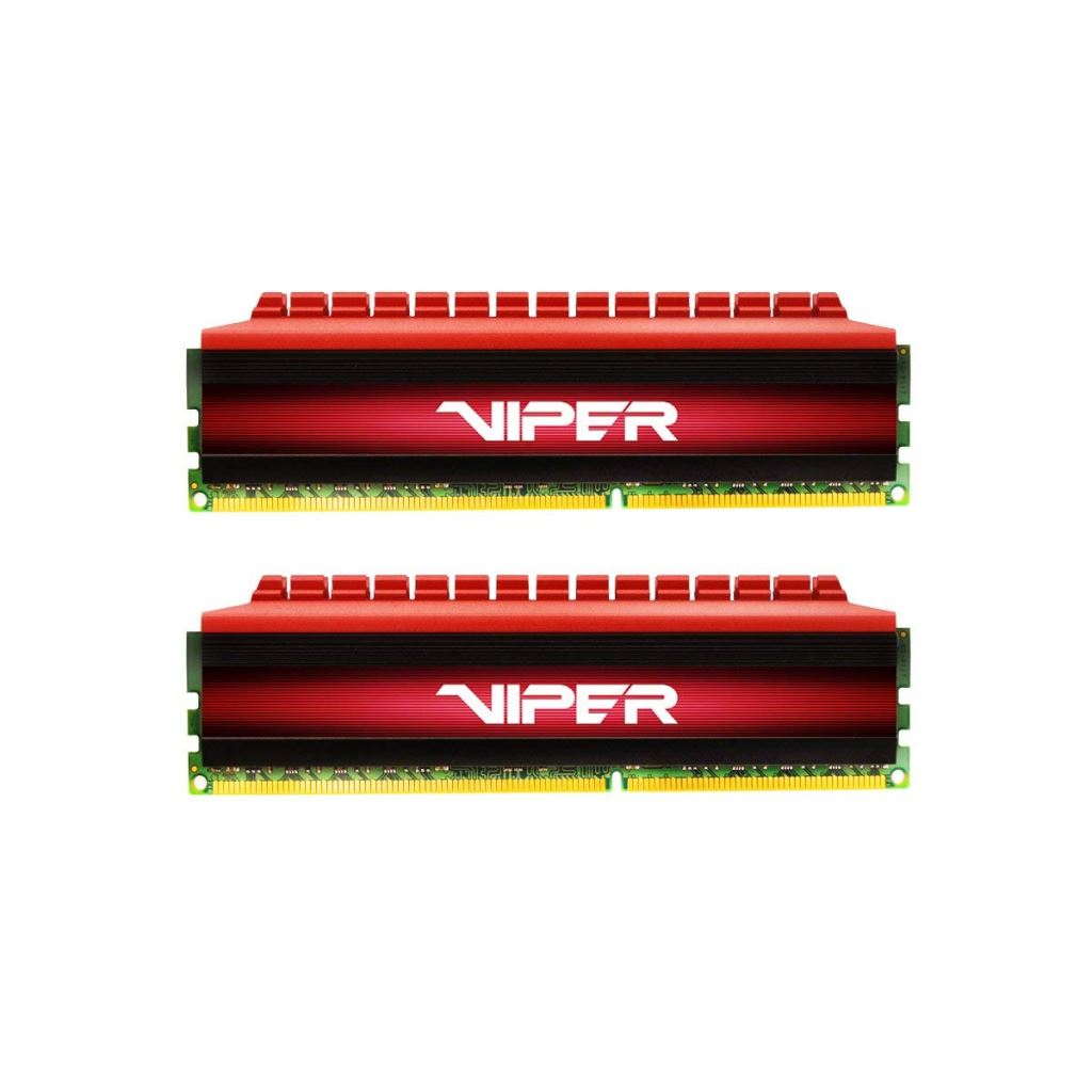 32GB 3200MHz DDR4 RAM Patriot Viper 4 CL16 (2x16GB) (PV432G320C6K)