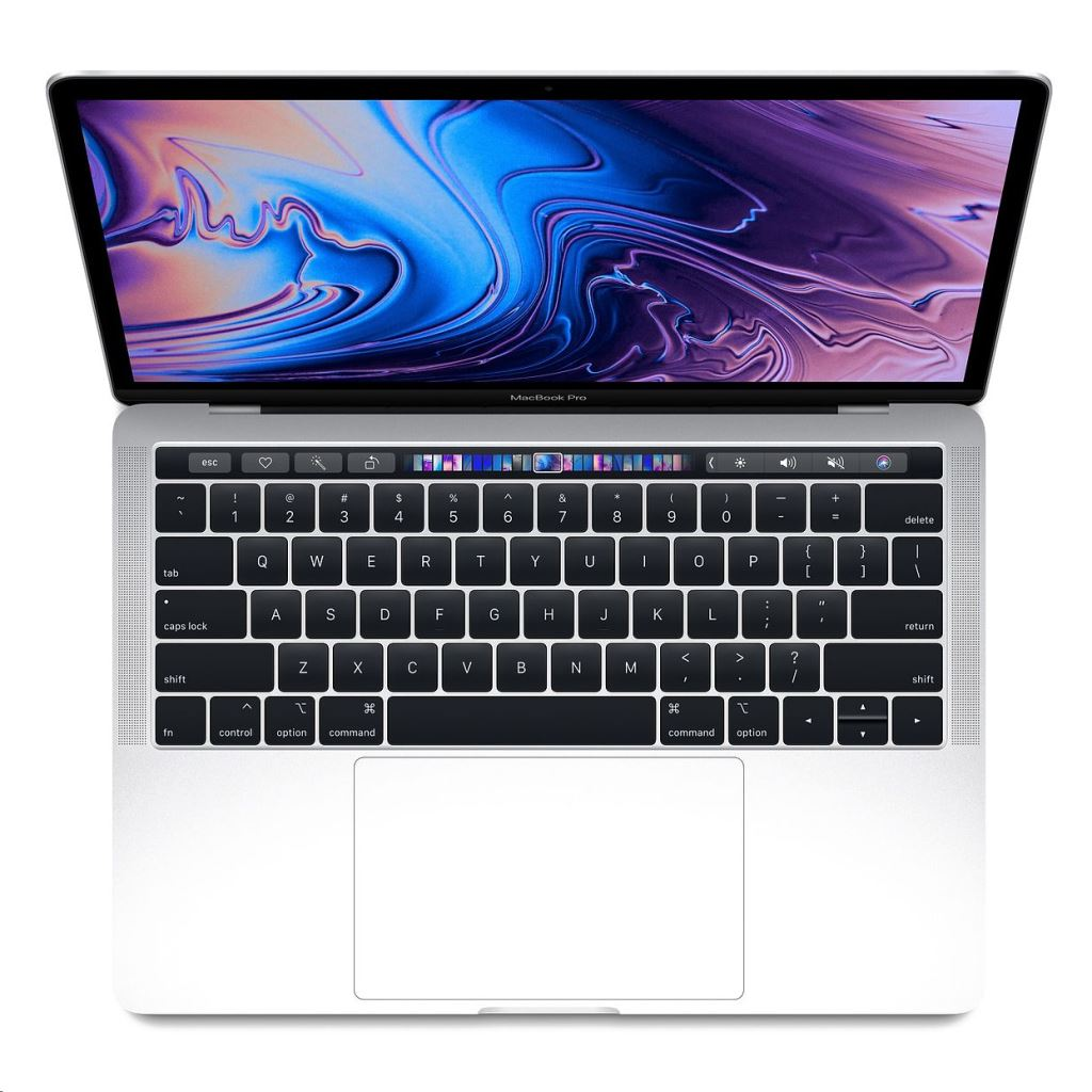 "Apple MacBook Pro 13"" Retina Touch Bar & ID Notebook i5 2.4GHz 256GB ezüst /MV992MG/A/"
