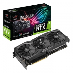 ASUS GeForce RTX 2070S 8GB ROG Strix Advanced Gaming videokártya (ROG-STRIX-RTX2070S-A8G-GAMING)
