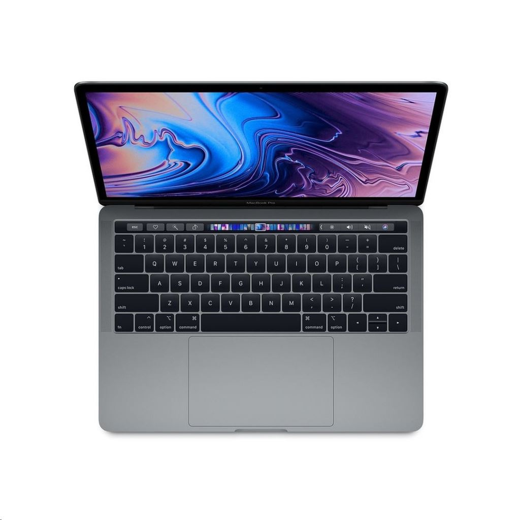 "Apple MacBook Pro 13"" Retina Touch Bar & ID Notebook i5 1.4GHz 256GB asztroszürke /MUHP2MG/A/"