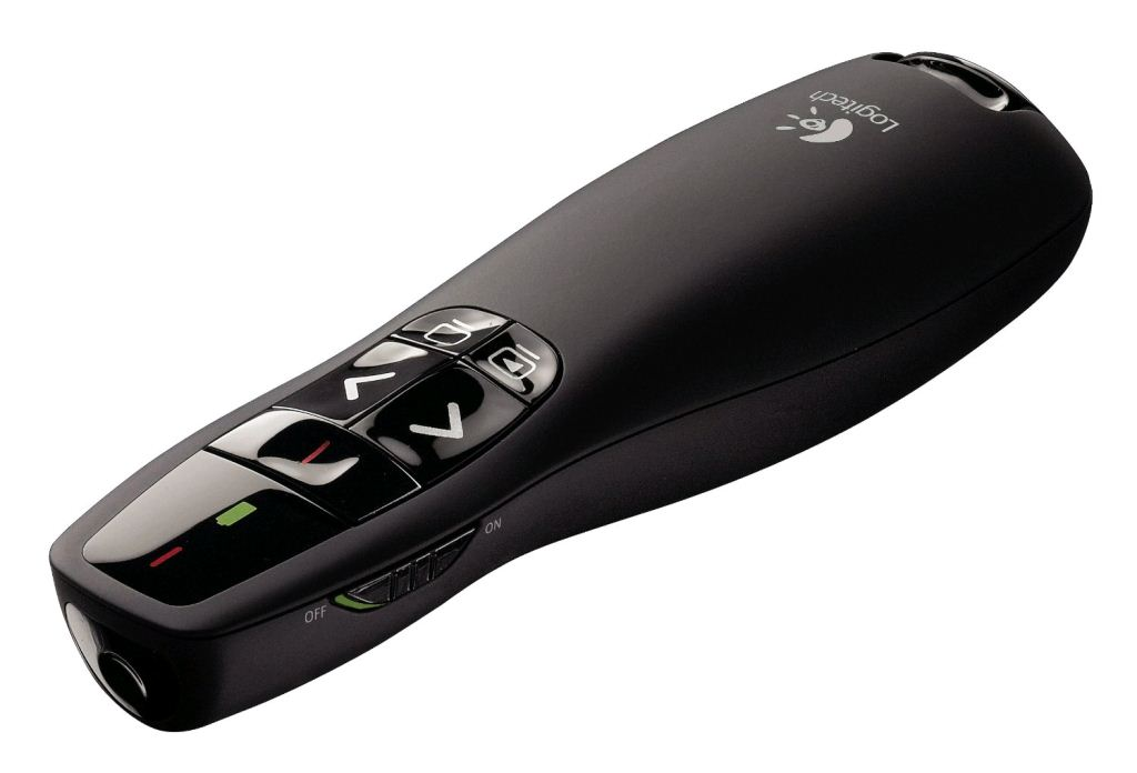 Logitech Presenter Wireless R400  (910-001357)