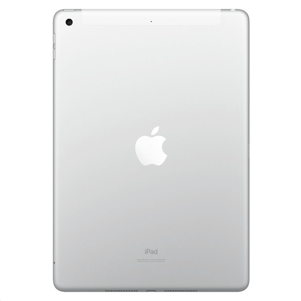 "Apple iPad 7 (2019) 10.2"" 32GB Wifi + 4G (Cellular) ezüst /mw6c2hc/a/"