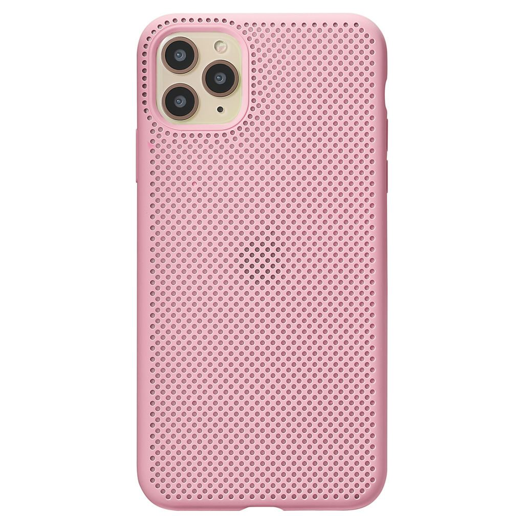 Xprotector Breathing Silicone Apple iPhone XR tok pink (118575)