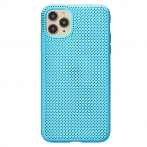 Xprotector Breathing Silicone Apple iPhone X/XS tok világoskék  (118563)