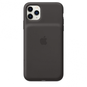 Apple iPhone 11 Pro Max Smart Battery Case fekete /mwvp2zy/a/