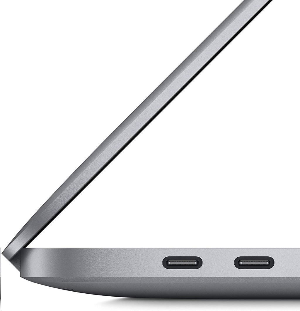 "Apple MacBook Pro 16"" Retina Touch Bar & ID Notebook i7 2.6GHz 512GB asztroszürke /MVVJ2MG/A/"