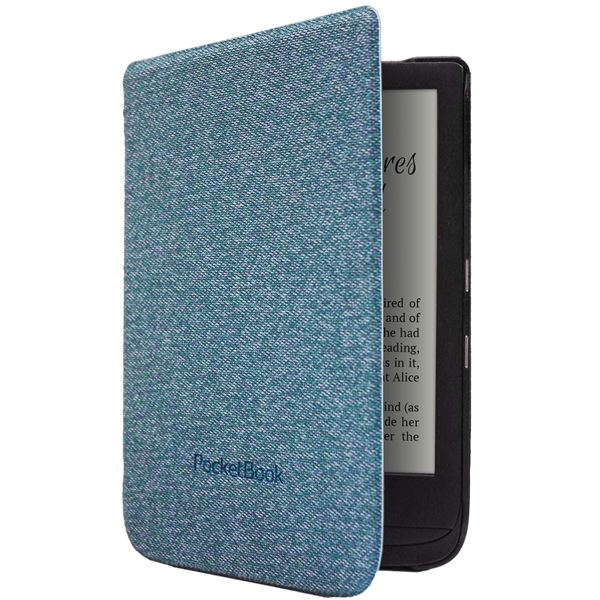 """PocketBook e-book tok - PocketBook Shell 6"""" (Touch HD 3, Touch Lux 4, Basic Lux 2) kék (WPUC-627-S-BG)"""