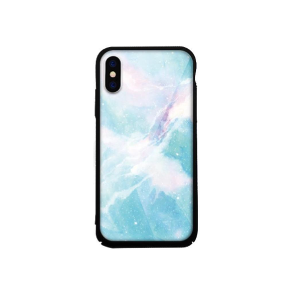 Xprotector Apple iPhone X/XS Tempered Glass tok kék (Achat) (117187)