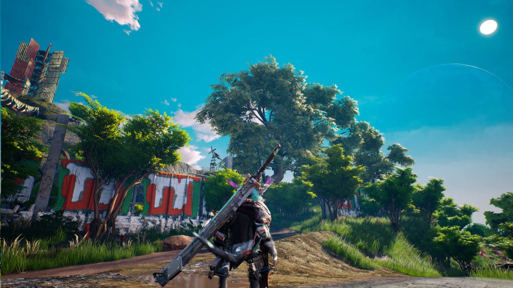 Biomutant Atomic Edition (PS4)
