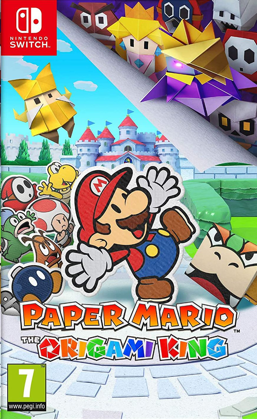 Paper Mario: Origami King (Switch)