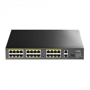 Cudy 24-Port PoE+ Switch (FS1026PS1)