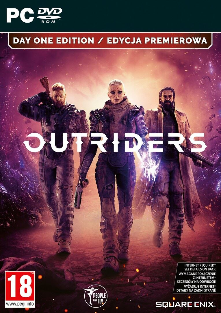 Outriders Deluxe Edition (PC)