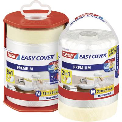 Takarófólia Tesa Easy Cover Premium Film 33 m x 550 mm Replenishment Roll