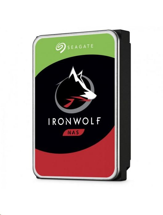 """6TB Seagate 3.5"""" IronWolf NAS merevlemez (ST6000VN001)"""
