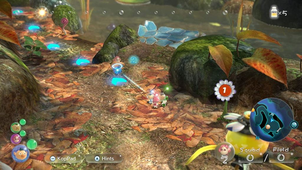 Pikmin 3 Deluxe (Switch)