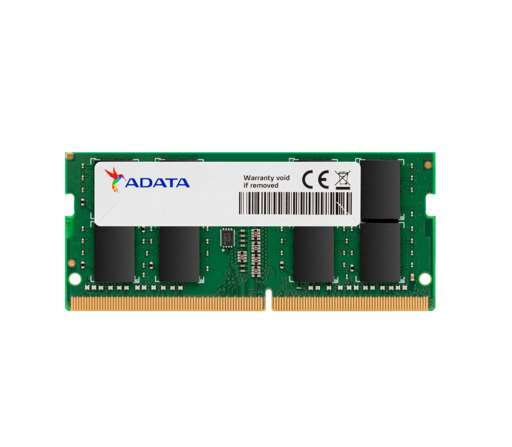 8GB 3200MHz DDR4 Notebook RAM ADATA CL22 (AD4S320088G22-SGN)