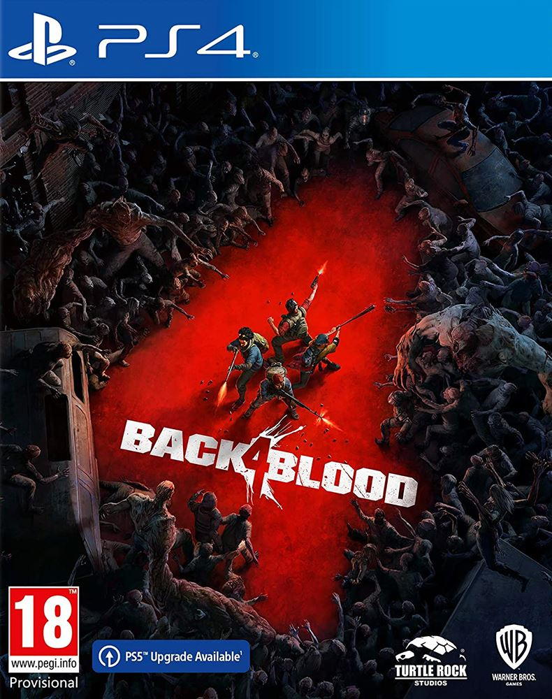 Back 4 Blood (PS4)